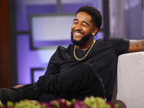 Omarion Describes His Son S Water Birth Thereal Com