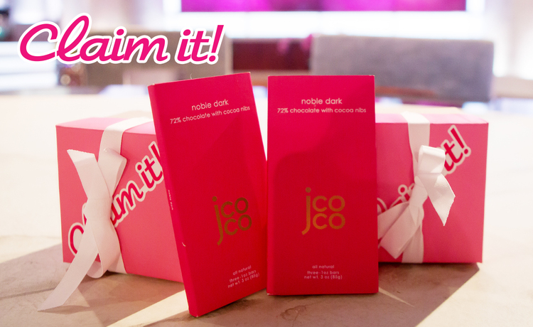 Win These V-Day Essentials from Claim It!