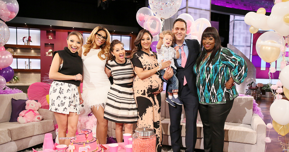 tamera s baby shower surprise