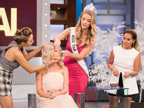 REAL Teaser: Miss USA Shares <strong>Beauty</strong> Secrets