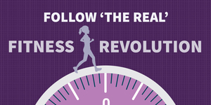 Follow 'The Real' Fitness Revolution