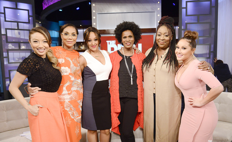 Thursday on 'The Real': Girl Talk with Janet Hubert