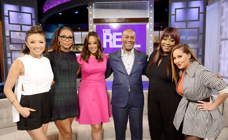 Wednesday on 'The Real': Keeping It REAL with Joe Morton