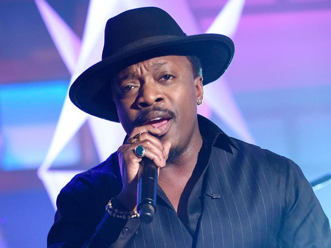 Anthony Hamilton Premieres New Single 'Amen'