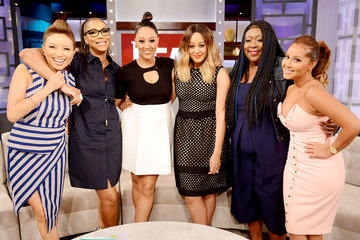 Thursday on 'The Real': Sister Time with Tia Mowry-Hardrict!