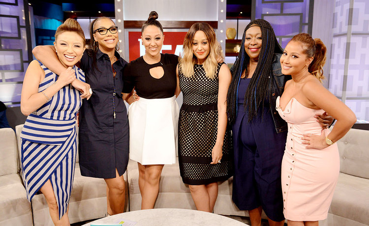 Friday on 'The Real': Sister Time with Tia Mowry-Hardrict!
