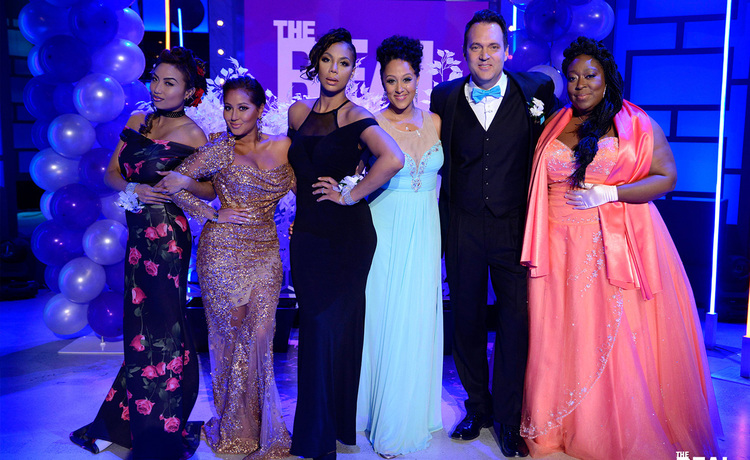 Thursday on 'The Real': We're Having a #ThrowbackThursday Prom!