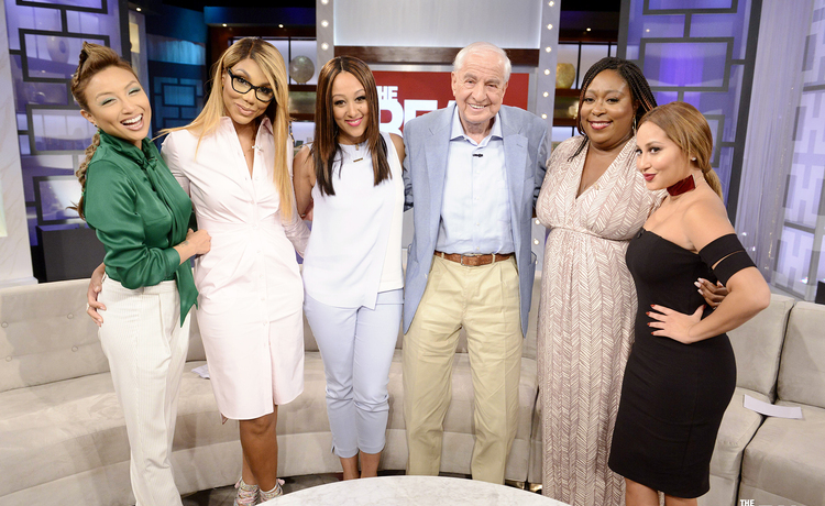 Wednesday on 'The Real': The Return of We Read You, Plus Garry Marshall!