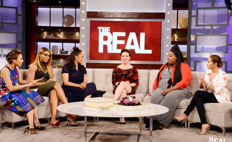 Thursday on 'The Real': We're Getting REAL with Alyssa Milano