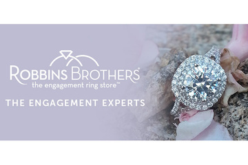 Thank You to Robbins Brothers, The Engagement Ring Store
