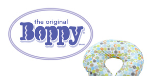 Win a Boppy Nursing Pillow!