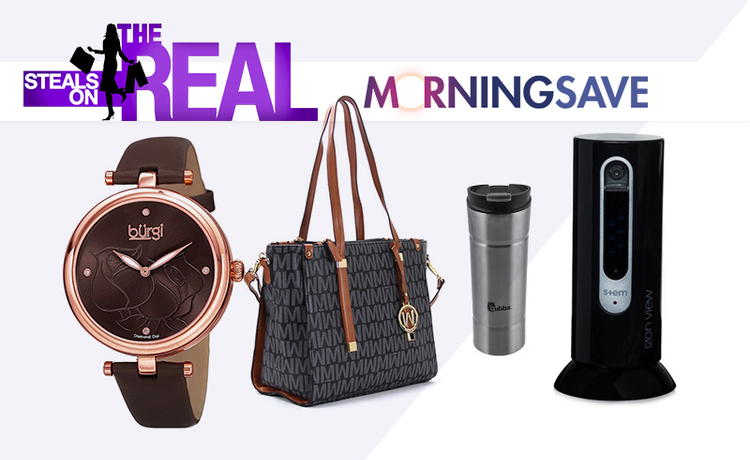 It's Time for Steals on The Real!