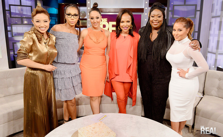 Tuesday on 'The Real': REAL Surprises with Lynn Whitfield