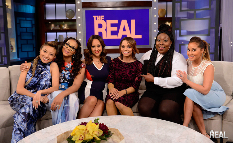 Wednesday on 'The Real': Caprice O'Bryant Shares Her Story