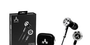 Win a Pair of A-Audio Earphones for Dad!