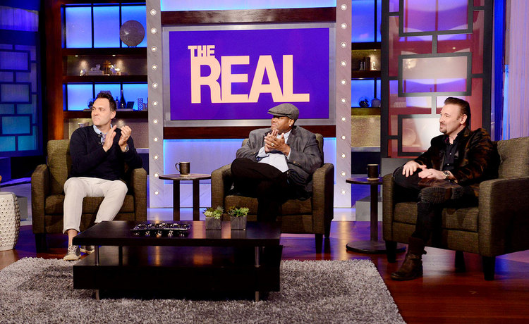 Wednesday on 'The Real': Manslation w/ 'The Real' Husbands