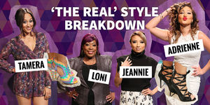 'The Real' Style Breakdown