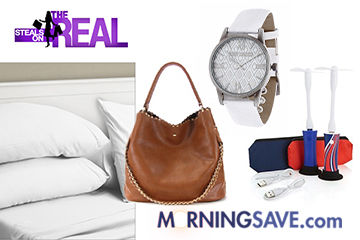 Splurge on These Steals on The Real!