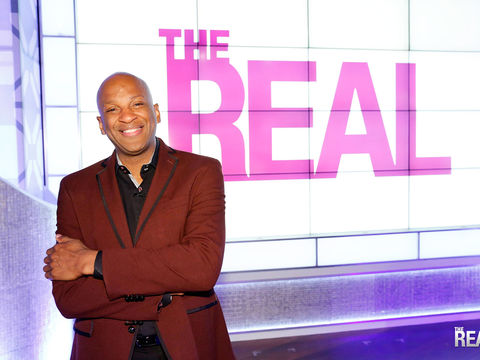 Wednesday on 'The Real': Donnie McClurkin Performs!