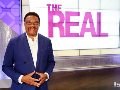 Friday on 'The Real': Keeping It REAL with Judge Mathis
