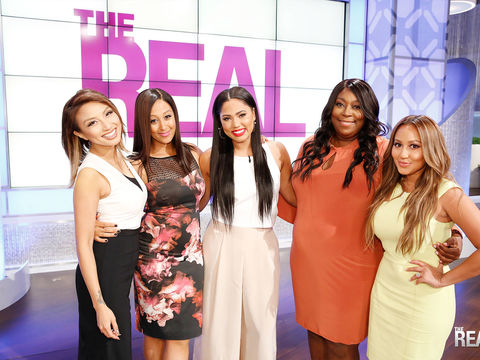 Thursday on 'The Real': Ayesha Curry Spices Things Up