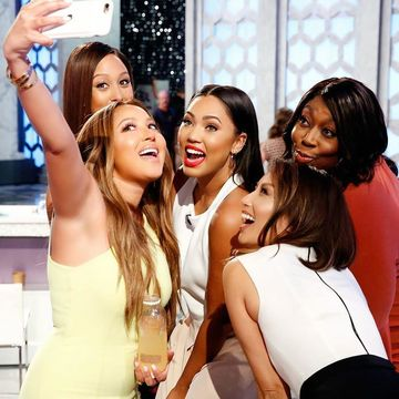 Selfie time with @AyeshaCurry!