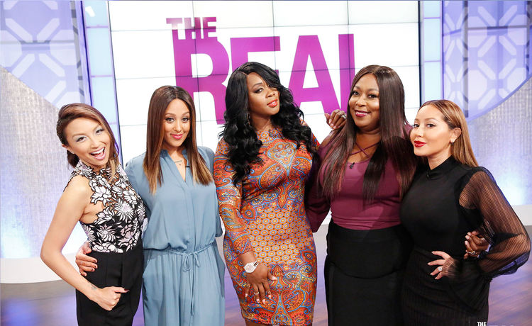 Thursday on 'The Real': We're Keeping It REAL with Remy Ma!