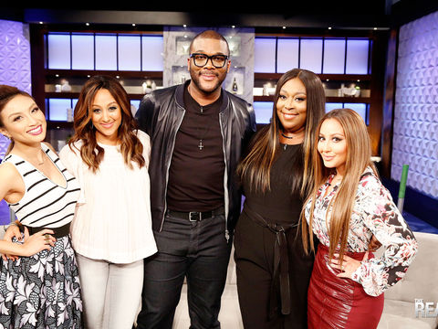 Friday on 'The Real': It's a Tyler Perry Takeover!