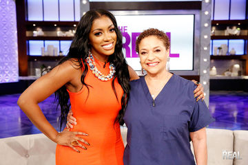 Porsha Williams & Debbie Allen!