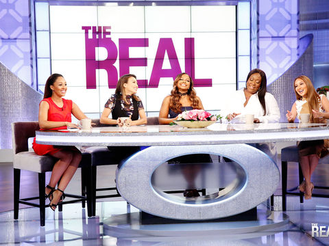 Phaedra Parks Joins Girl Chat!