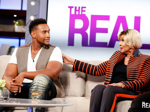 The Real A Daytime Talk Show With Co Hosts Adrienne Bailon Loni Love Tamera Mowry Housley