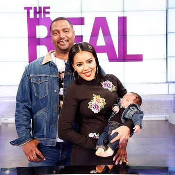 @AngelaSimmons is introducing us to her little family.