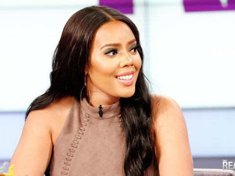 Angela Simmons on Her Post-Baby Body!
