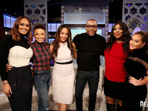 Tuesday on 'The Real': Lee Daniels & Guest Host Evelyn Lozada