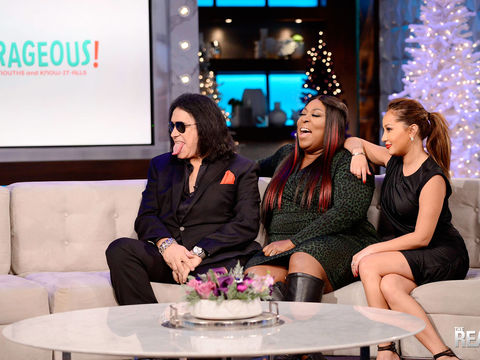 Shoutrageous with Gene Simmons!