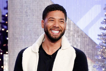 Jussie Smollett, & Women of 'Hollywood & Football'