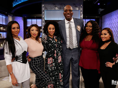 Thursday on 'The Real': John Salley, Special Co-Host Mel B