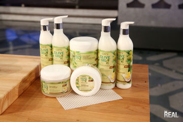 Win a Bundle of ORS Olive Oil for Naturals Hair Products