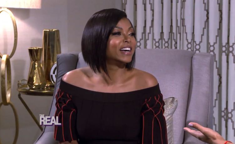 One on One with Taraji P. Henson