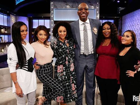 Today on #TheReal, NBA champion @JohnSalley is in the house talking about the…