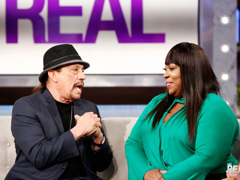 Which Co-Host Did Danny Trejo Once Propose To?
