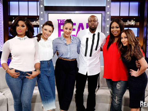 Friday on 'The Real': Guest Co-Host Joseline Hernandez, Wyclef Jean