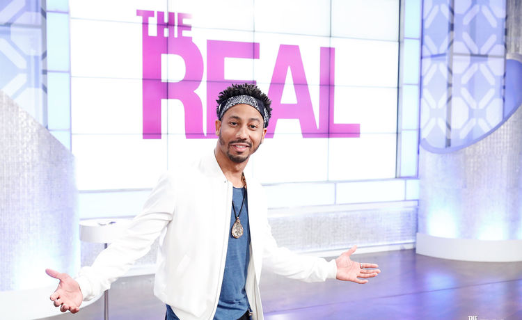 Catch Brandon T. Jackson on the Road!