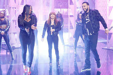 Guest Co-Host Remy Ma, Keyshia Cole & French Montana Perform