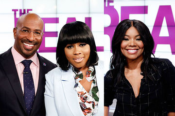Guest Co-Host Remy Ma, Gabrielle Union, Van Jones