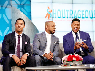 Guest Co-Host Pooch Hall, Plus Brian White & Finesse Mitchell