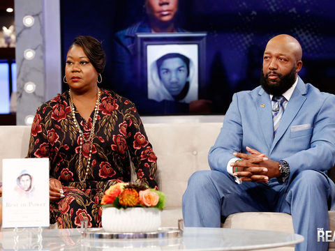Win Sybrina Fulton & Tracy Martin's New Book 'Rest in Power'