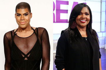 Guest Co-Host EJ Johnson, CeCe Winans