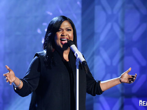 REAL Teaser: CeCe Winans Performs 'Never Have to be Alone'
