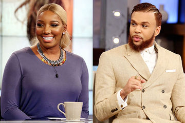 Guest Co-Host NeNe Leakes, Jidenna